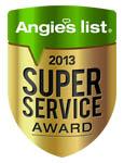 Angie's List Award Image